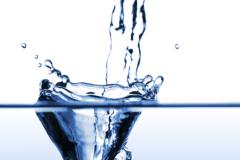 Extrusão e extração de lubrificantes aquosos