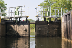 Óleos de corrente de barragem / bloqueio