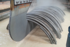 Tratamento de superfície de fio-máquina