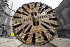 Mandriladoras de túnel EPB