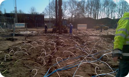 Impermeabilização por injeção de solo
